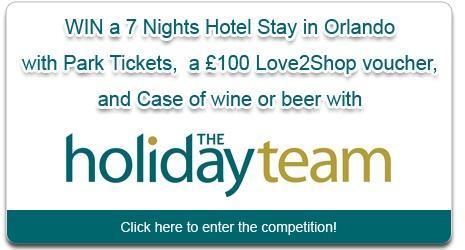 HolidayTeam Competition 080118