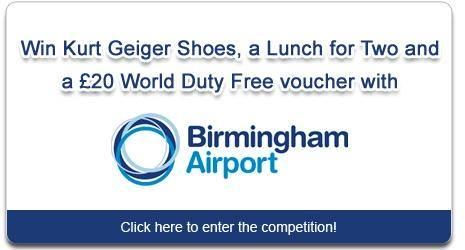 Birmingham Airport Competition 010618