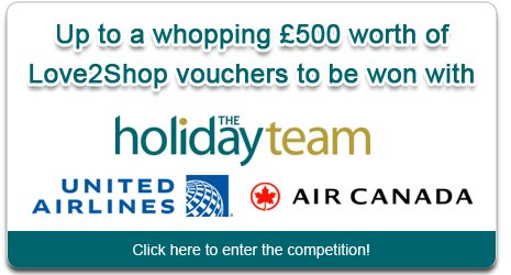 The Holiday Team and Airlines Competition 170518