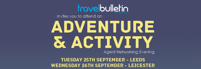 Adventure & Activity Showcase - Wednesday, 26th September Leicester