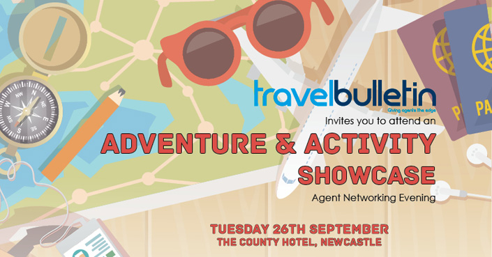 Adventure & Activity Showcase - Tuesday, 26th September Newcastle