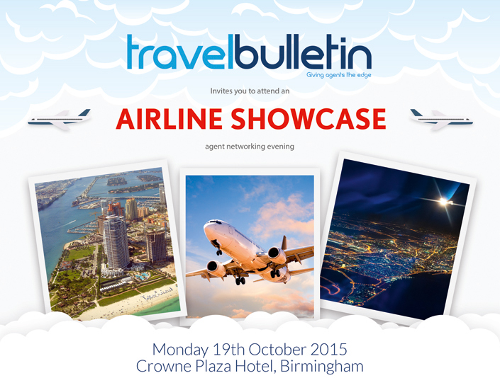 Airline showcase Birmingham