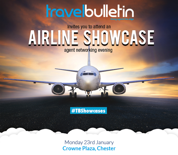 Airline Showcase - Monday 23rd January