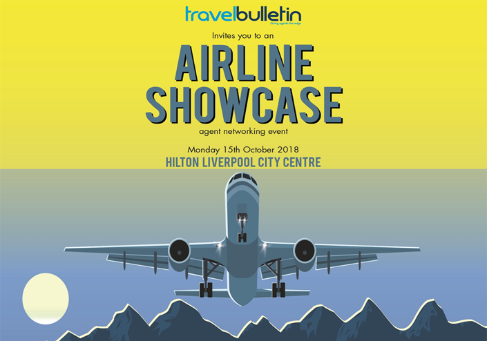 Airline Showcase - Monday, 15th October Liverpool