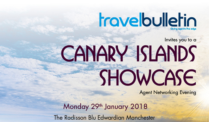 Canary Islands Showcase - 29th January Manchester