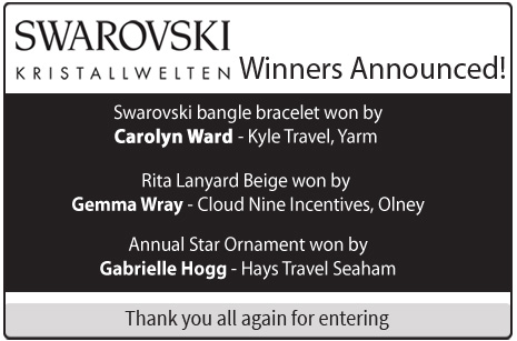 Swarovski Competition Winner