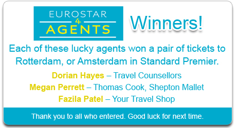 Eurostar Competition Winner