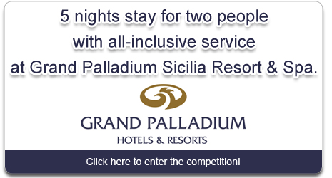 Grand Palladium Competition