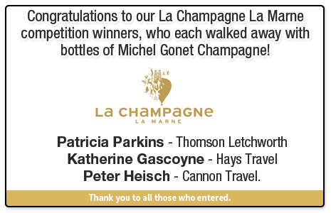 LaChampagne Competition Winner