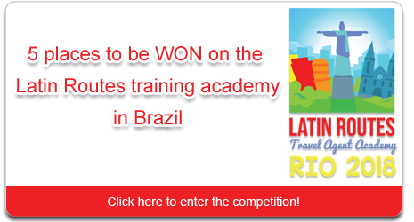 Latin Routes Competition