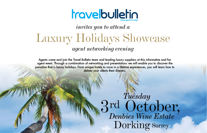 Luxury Showcase - Tuesday, 3rd October Dorking