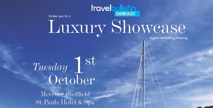 Luxury Showcase -Tuesday 1st October, Sheffield
