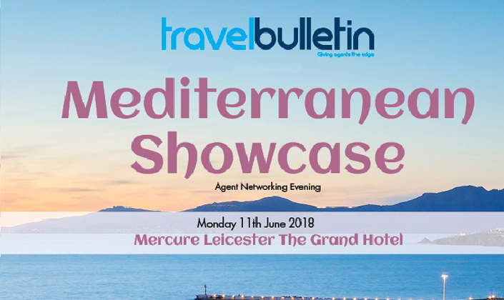 Mediterranean Showcase - Monday, 11th June Leicester