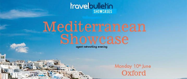 Mediterranean Showcase - 10th June, Oxford