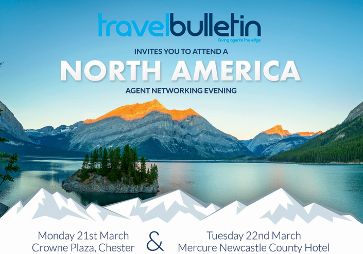 North America Showcase 21st March 2016 Chester