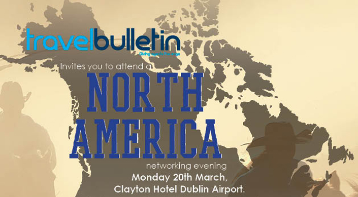 North America Showcase 20th March Dublin