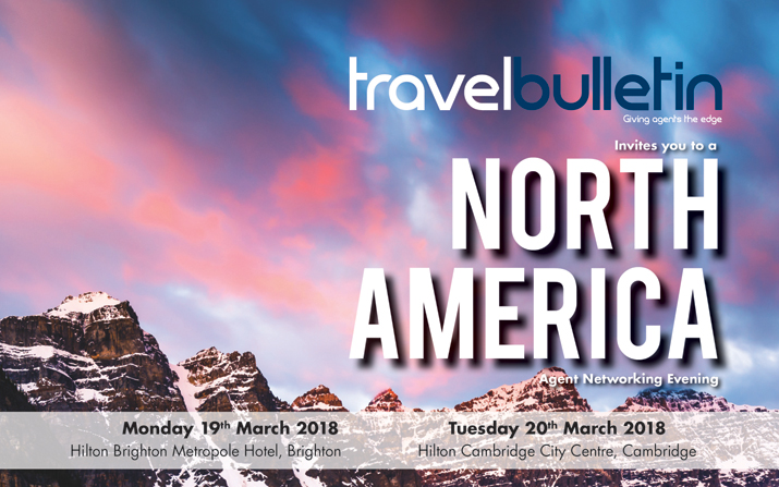North America Showcases - Tuesday, 20th March Cambridge