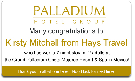 Palladium Group Competition Winner