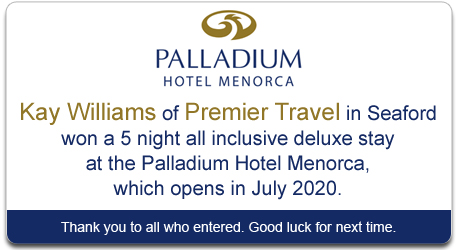 Palladium Competition Winner