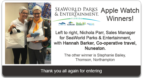 SeaWorld Competition Winner