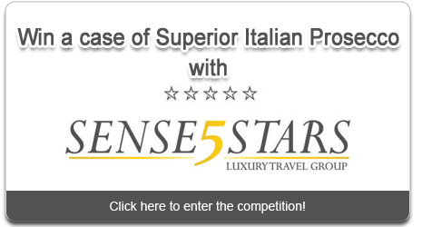 BTS Group Italy Sense5stars Competition