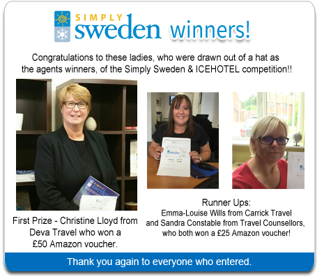 SimplySweden Competition Winner
