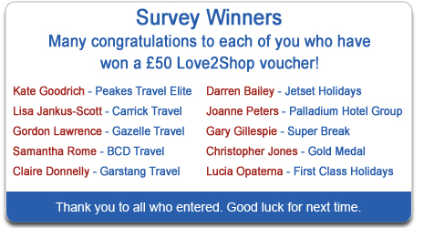 Survey Winnerr