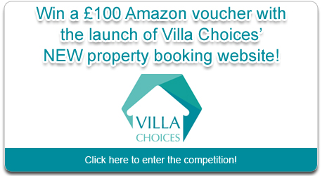 Villa Choices Competition