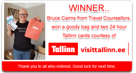 Visit Tallin Competition Winner