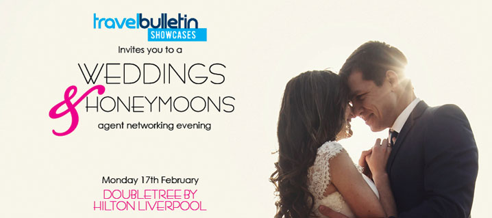 Weddings & Honeymoons Showcase - Monday 17th February, Liverpool