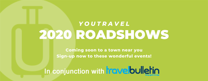 YouTravel 2020 Roadshows
