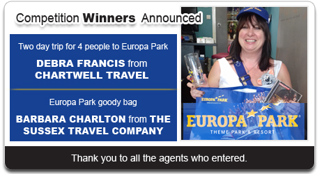 Europa Park Competition Winner