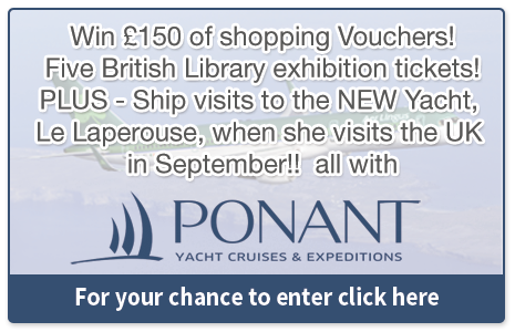 Ponant Cruises Competition