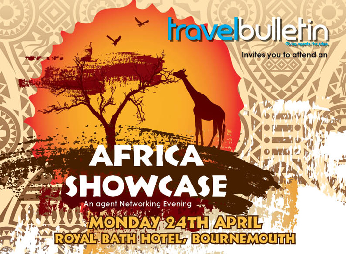 Africa Showcase 24th April Bournemouth