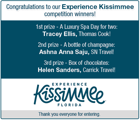 Experience Kissimmee Competition Winner
