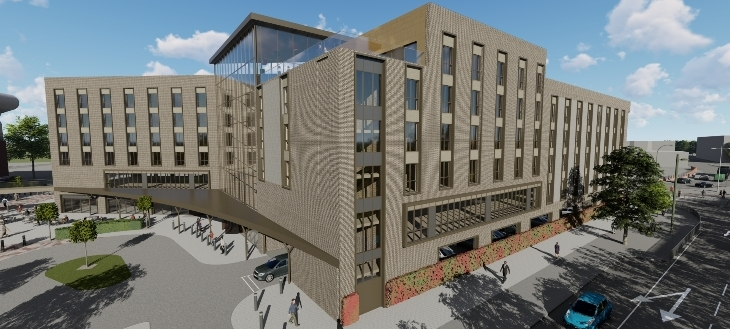 Hotel Brooklyn's Leicester branch set to open in 2022