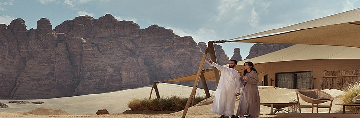 AlUla launches first ever destination brand campaign 'The World's Masterpiece'