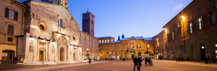 Emilia Romagna takes 'Motor Valley' museums and Via Emilia online