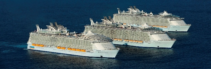 Royal Caribbean Cruises defers sailing for one more month