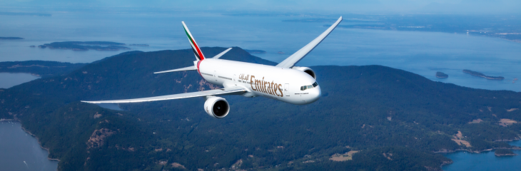 Emirates increases UK services
