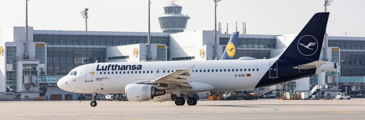 Lufthansa reinstates services to Germany from three UK airports