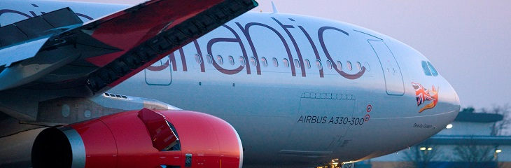 Virgin Atlantic launches London Heathrow - Tel Aviv service