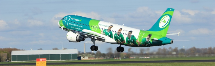 Aer Lingus offers a voucher plus 10% for cancelled flights