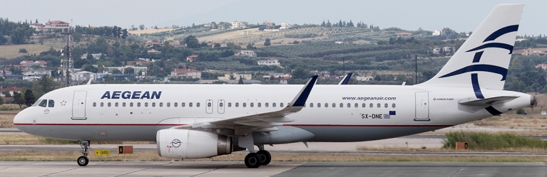 Aegean Airlines announces ticketing flexibility amid coronavirus