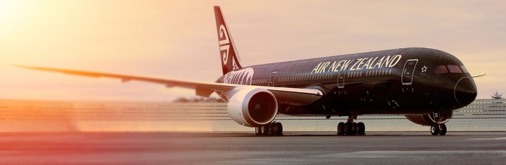 Air New Zealand's new campaign highlights London to Los Angeles route