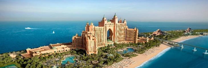 Chance to win three-night stay at Atlantis the Palm