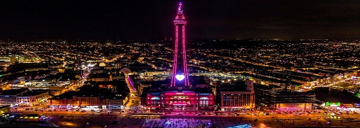Blackpool Illuminations to pay a tribute to NHS this year