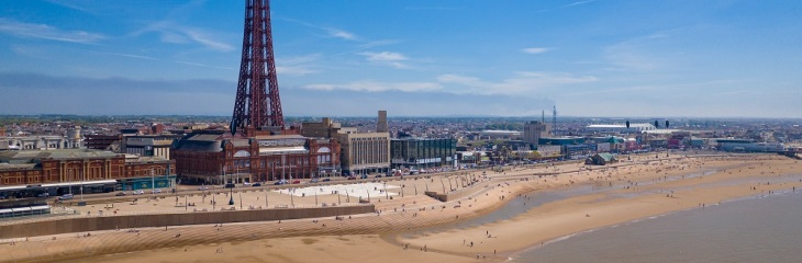 "Blackpool launches ""Know Before You Go"" campaign ahead of reopening"