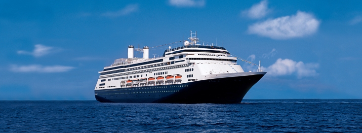 Fred. Olsen Cruise Lines has welcomed Bolette to Rosyth, Scotland
