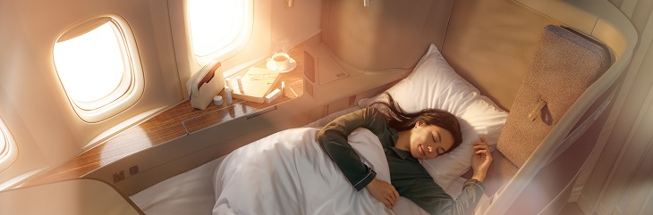 Cathay Pacific unveils new premium travel experience